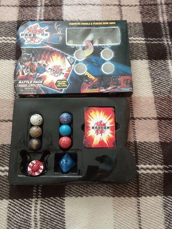 Игра Morphing marble and trading card game Bakugan Battle Brawlers