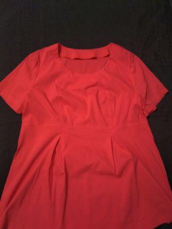 Bluzeczki ciążowe na lato rozm 44
