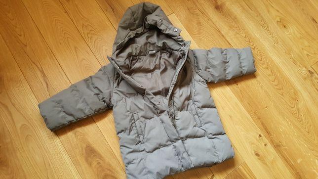Płaszczyk zimowy 92 cm.