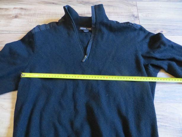 Sweter Michael Kors, 100% wełna, wool merynos, merino