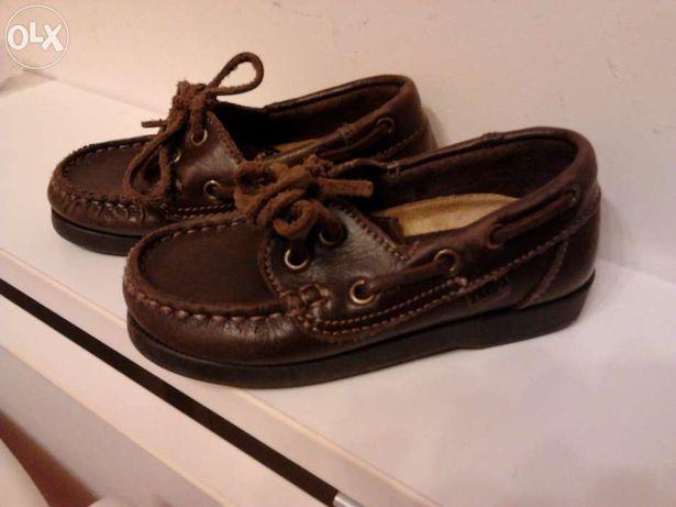 "Mocassins/Sapatos de Vela ""Zappa"" 25"