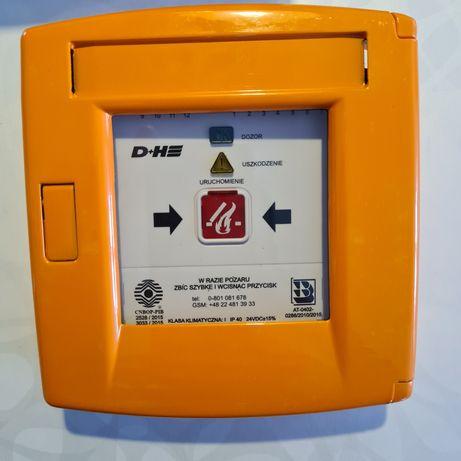Przycisk oddymiania RT45 firmy D+H