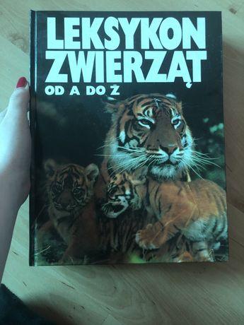 Leksykon zwierząt od A do Z
