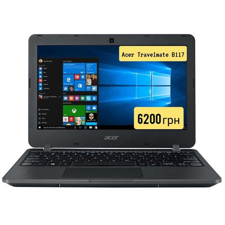 Ноутбук Acer TravelMate B117