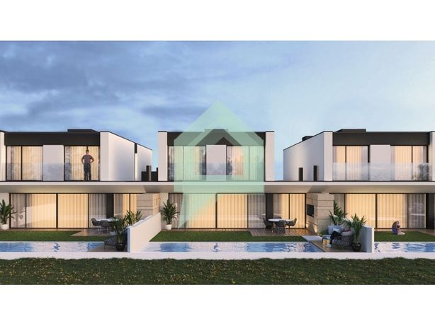 Moradias novas com 3 suites na Quinta da Cal, Barcelos