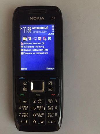 продам оригинальный телефон Nokia E51