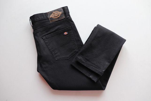 Spodnie męskie jeansy Dickies Slim Skinny W30 L32. Jak nowe