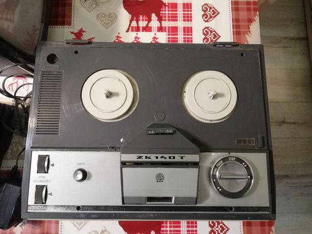 Magnetofon szpulowy ZK 140 T Grundig