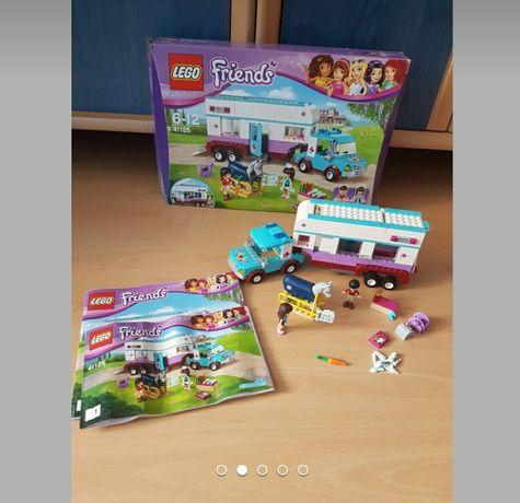 Lego Friends 41125 przyczepa dla koni