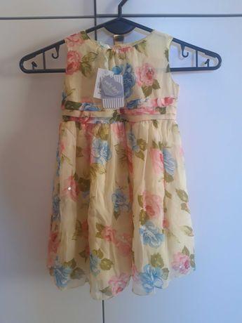 Sukienka dziecięca 9-12 M 80 cm