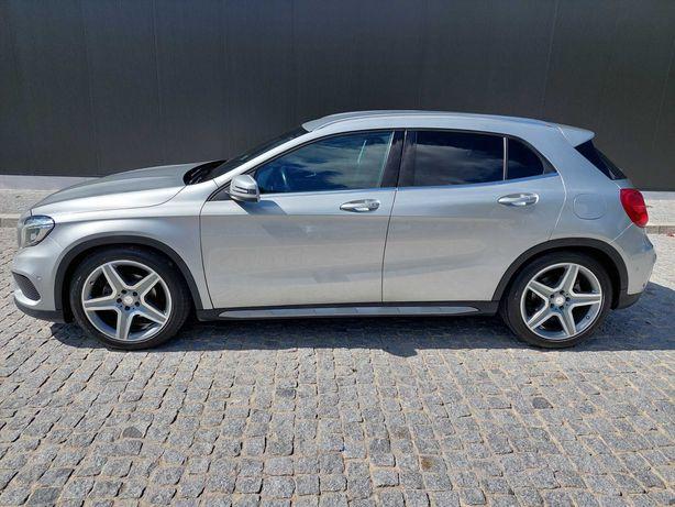 Mercedes GLA 200 CDI AMG 7G Tronic - 2200 cc