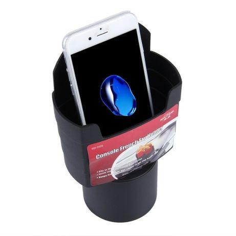copo suporte para telemóvel