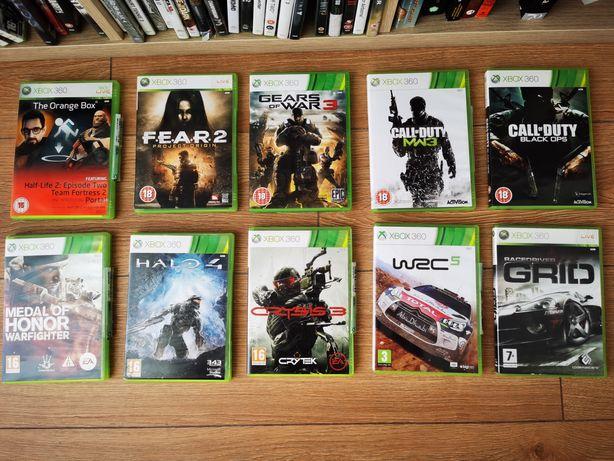 Vários jogos para Xbox 360