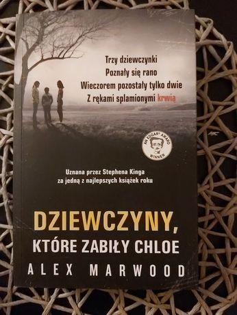 Książka Dziewczyny Które Zabiły Chloe