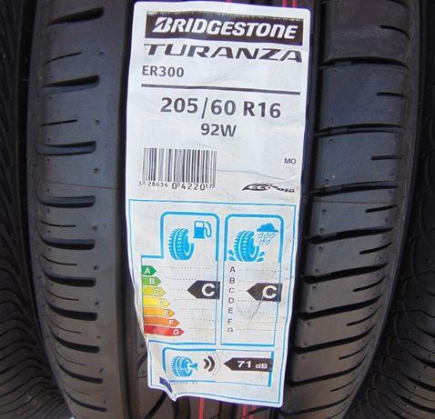 NOWE Opony Bridgestone Turanza ER300 205/60/R16 92W komp 1000zł
