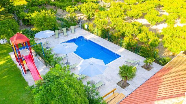 Wakacje, Chorwacja, Apartamet z basenem, okolice Split, Makarska