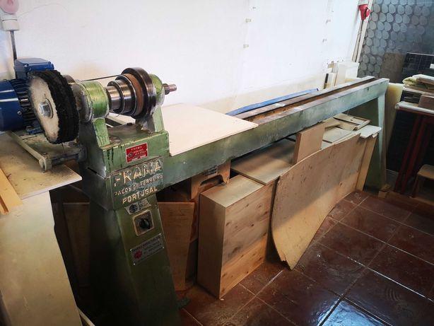 Torno Manual de Carpintaria - Frama