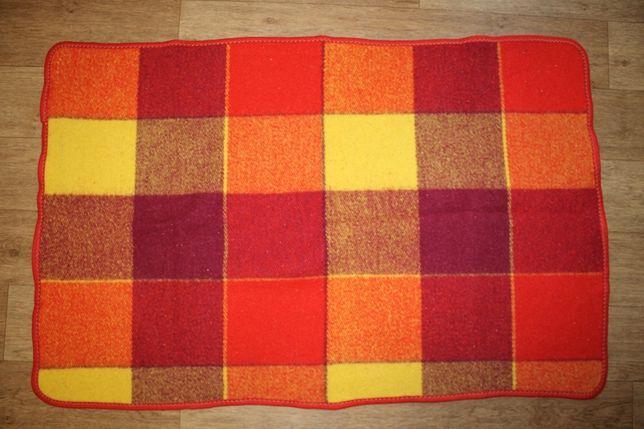 Шерстяное одеяло 82*126