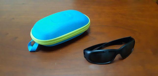 Oculos de sol criança- usados como novos