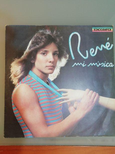 René … mi música Vinil Musica Venezuelana - América do Sul Como novo!