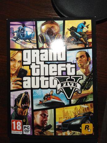GTA 5 PC cały zestaw