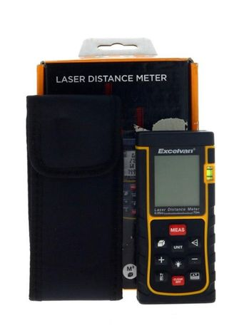 Medidor Laser de ÂNGULOS E DISTÂNCIAS 70 mts