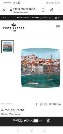 Prato Vista Alegre - coleção Alma do Porto