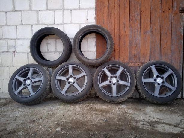 Sprzedam koła Honda 17' 5x114,3, ET55, 64,1