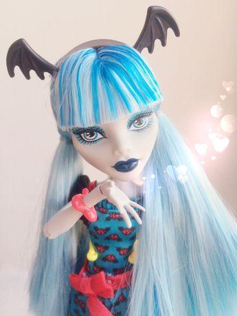 Монстер Хай/Monster High - Гулия Йелпс, серия Freaky Fusion