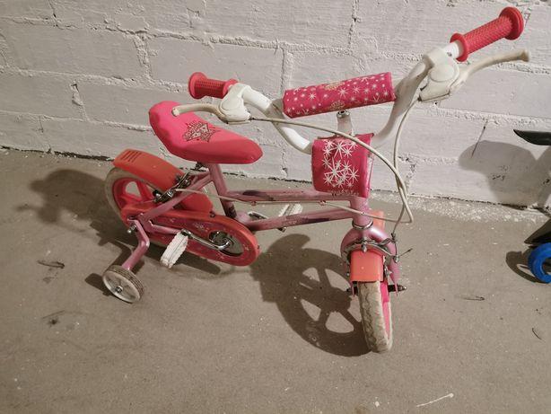 Rowerek dla dziewczynki