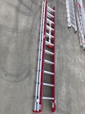 Escada tripla (3+3+3)
