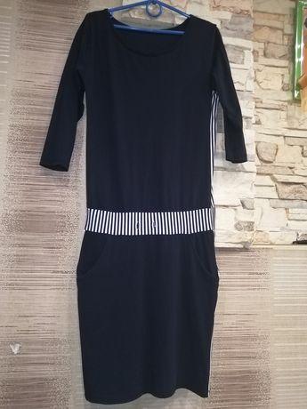 Повседневное платье 44- 46р