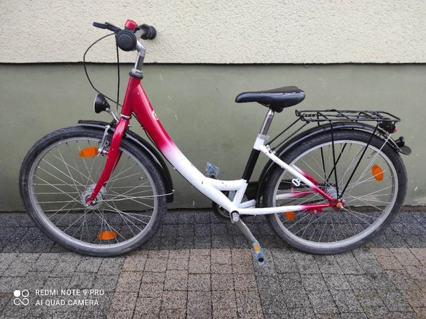 """Rower dziecięcy Ideal 24"""""""