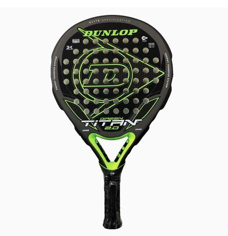 Racket de padel Dunlop Titan 2.0