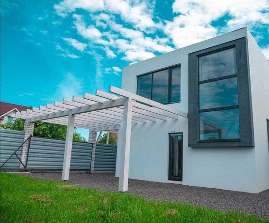 Продам готовий будинок 128 м2+тераса 30 м2 під Києвом