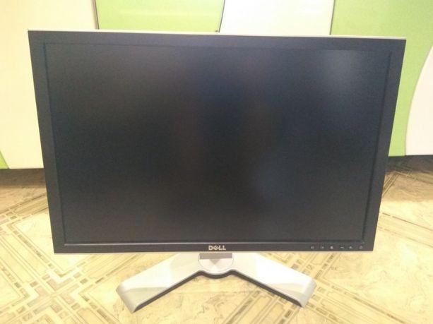 Фирменный 24 дюймовый монитор Dell производства Греции.