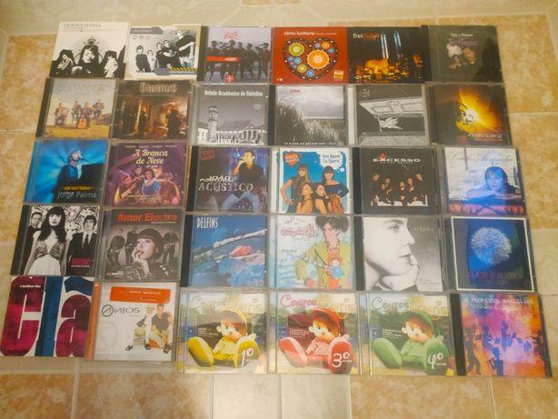 Vários CD música portuguesa e em português - PROMOÇÃO