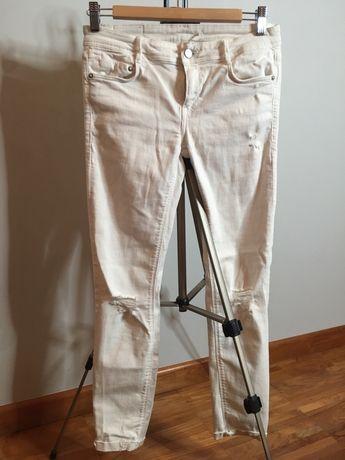 Spodnie Zara r.36