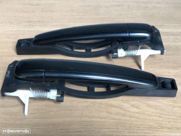 Puxador Exterior da Porta Traseira DRT-ESQ Peugeot 307 de 02 a 10