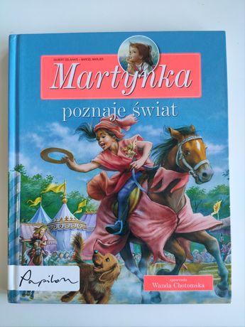 Martynka poznaje świat Wanda Chotomska