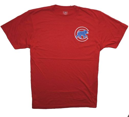 Under Armour XL CHicago CUBS baseball NOWY t-shirt