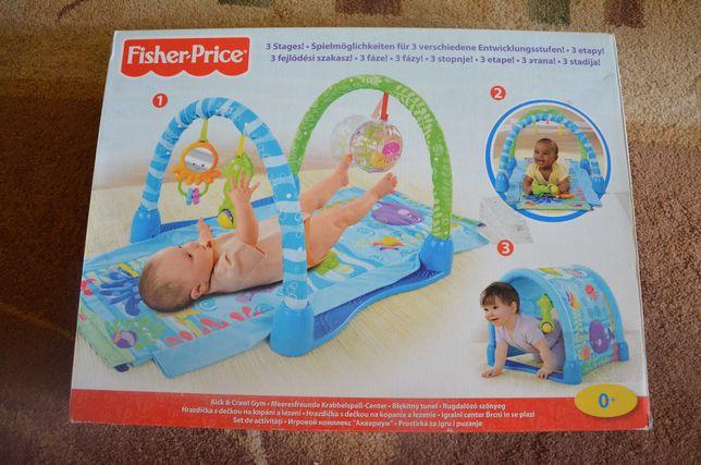 Błękitny tunel Fisher-Price