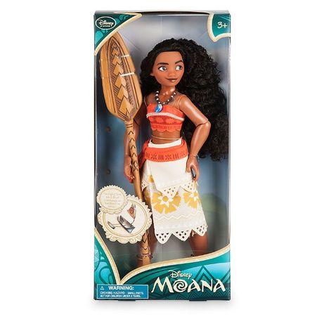 Принцесса кукла Моана Дисней 1 выпуск