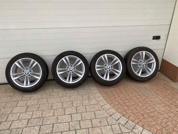 """Koła BMW V Spoke 658 3 3Gt Continental RunFlat zimowe 18"""""""