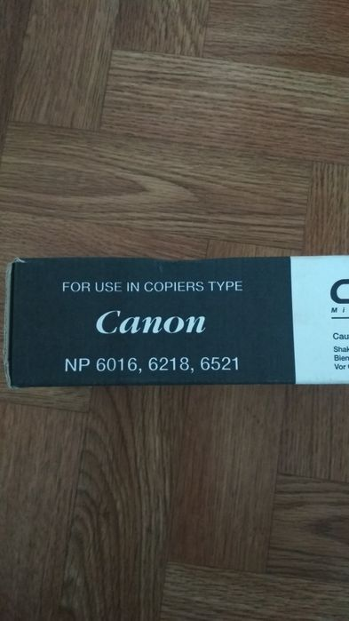 Тонер Canon NP G 9 toner Остер - изображение 1