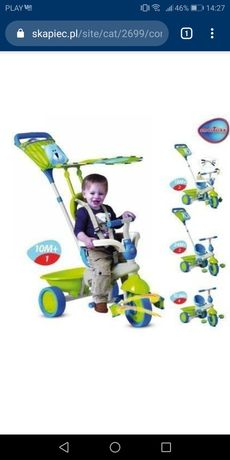 Rowerek 4w1 Smart Trike Safari
