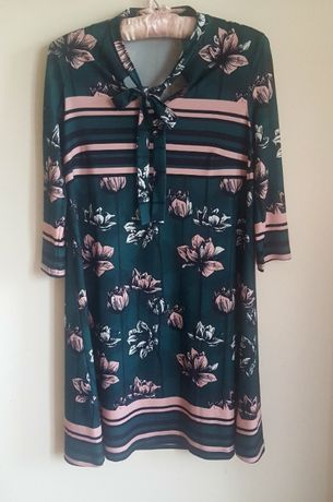 Nowa sukienka Mohito xxs xs wiązanie
