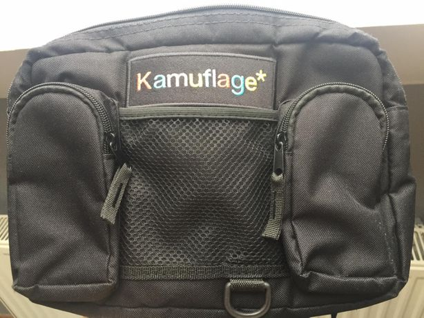 Kamuflage chest rig Candy
