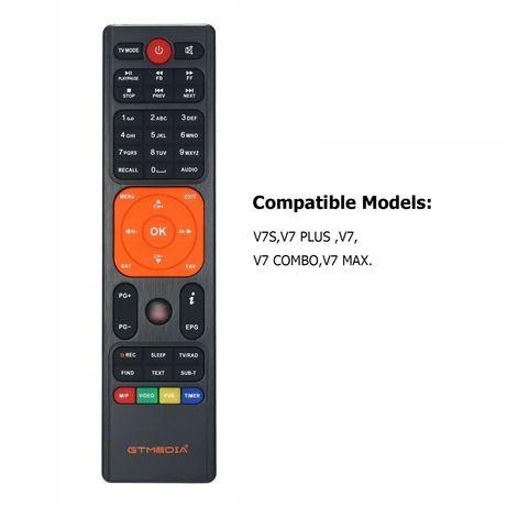 Pilot gtmedia v7s V7 Plus Freesat V7 V7 MAX V7 COMBO Super GTC v7s