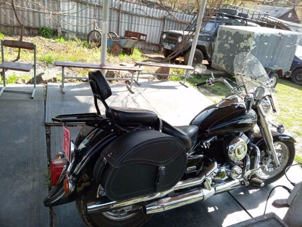 Спинка і багажник для Yamaha,Honda,Suzuki стиль/якість/зручність/міць